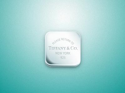 Tiffany's iOS Icon