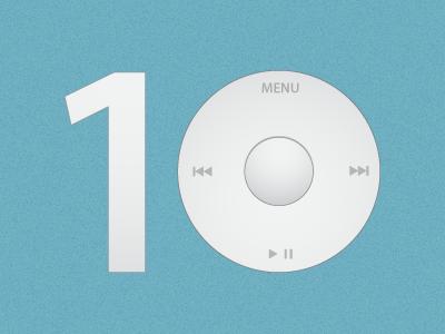 Happy Birthday iPod ipod