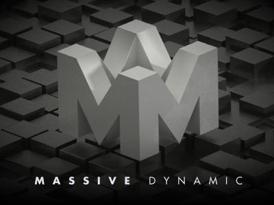 Massive Dynamic Logo 3d modo fringe massive dynamic