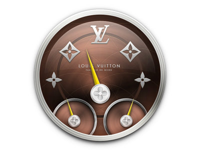 Louis Vuitton Dashboard Icon By Robert Padbury On Dribbble