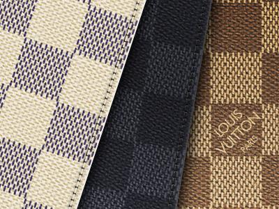 Louis Vuitton Damier Triple Pack