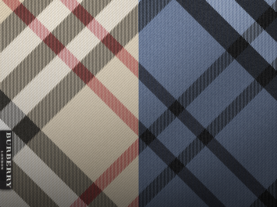 Burberry Brit Wallpaper Double Pack by