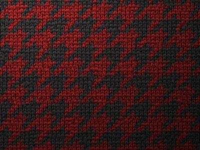 Houndstooth Knit Test By Robert Padbury Dribbble