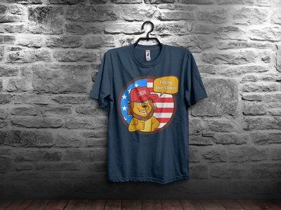 2020 American T-Shirt Design