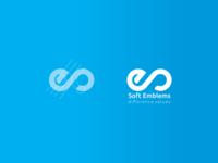 Soft Emblem Logo