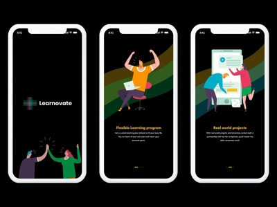 Learnovate - an educational app