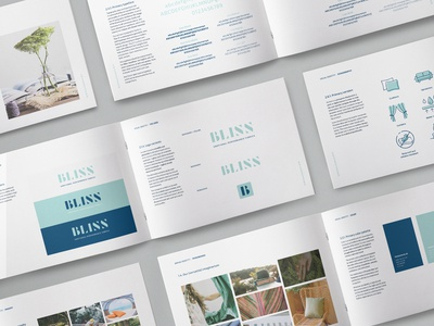Bliss - Brand Guidelines