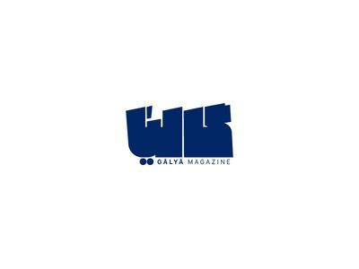 Galya Magazine Logo