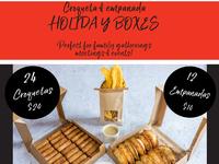 Croqueta Box In Store Posterzs