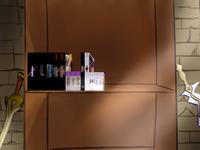 Commission: Bookshelf Background