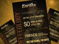 Coffeology Ad for Enrista
