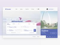 Flight Booking Exploration | Nordair