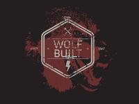 Wolf Built Tshirt