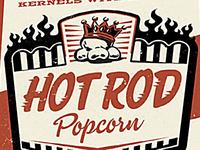 Hot Rod Popcorn