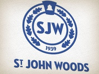 Logo Concept fot St. John Woods Neighborhood