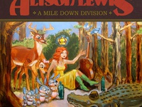Allison Lewis - A Mile Down Division