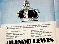 Allison Lewis