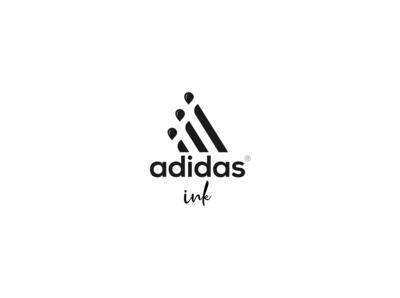adidas ink