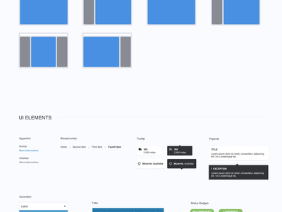 Styleguide apps components ux ui styleguide