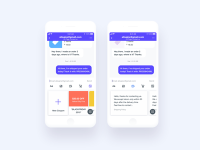 Chat Mobile interface app dashboard design white ux  ui ux mobile chat