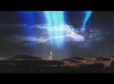 Alien World - Style Frame