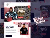 GrindGrind Website