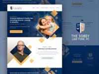 Sobey Law Website