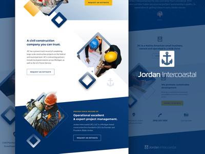 Jordan Intercoastal Website Midsection
