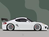 Pandem Porsche 🚗💨