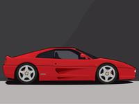 Another Ferrari! 🏎