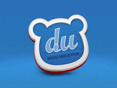 Baidu Skin Editor App Icon