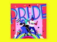 Happy #pridemonth 🏳️🌈 💛💚💙💜❤