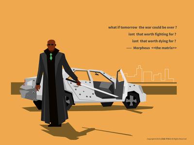 movie 《the matrix》