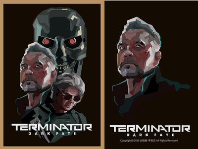movie 《Terminator: Dark Fate 》
