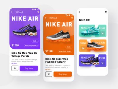 Buy shoes app