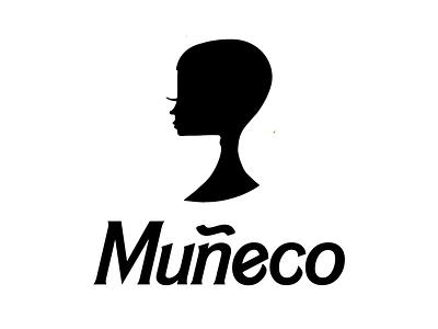 Muñeco (doll) Tattoo Design muñeco ink tattoo black and white logo illustration vector mattel doll barbie