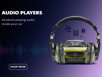Audio players- Car