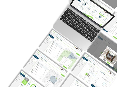 Indigitall - Website styleguide ui ux