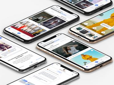 Style At Iz App - Ecommerce & Chatbot Assistant ecommerce app ecommence stylist fashion fashion app user experience cx assistant artificial intelligence user interface chatbot design iphone app ui ux