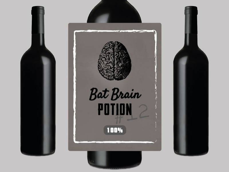 Bat Brain Potion