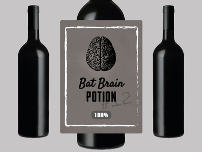 Bat Brain Potion