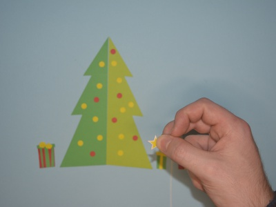Stop Motion Christmas stop motion paper craft animation holidays xmas christmas