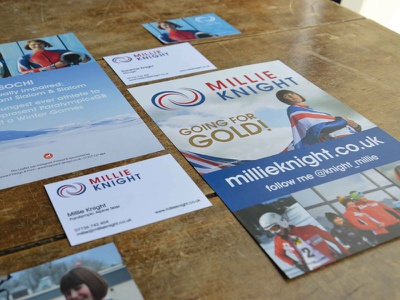 Millie Knight britain great gold inspiration athlete snow sport skiing winter paralympic olympic