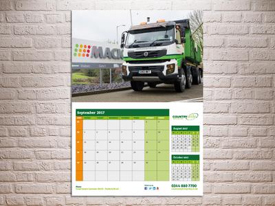Waste Management & Recycling Calendar