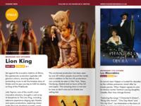 Theatre Trips Programme
