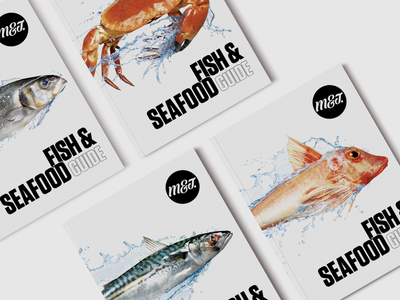 Fish & Seafood Guide brochure guide product seafood fish