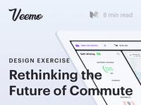 Rethinking the Future of Commute design escercise exploration commute tesla platforms case study article