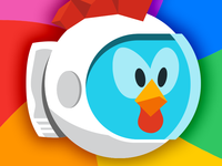 Cosmic Chicken Icon