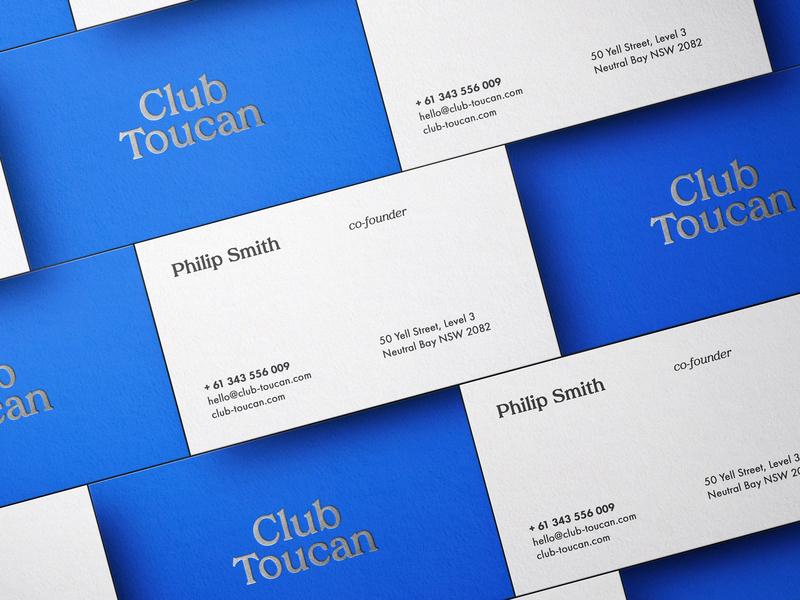 Free Business Card Mockup Scene