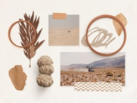 Moodboard as the Win-Win Scenario for a Project Presentation